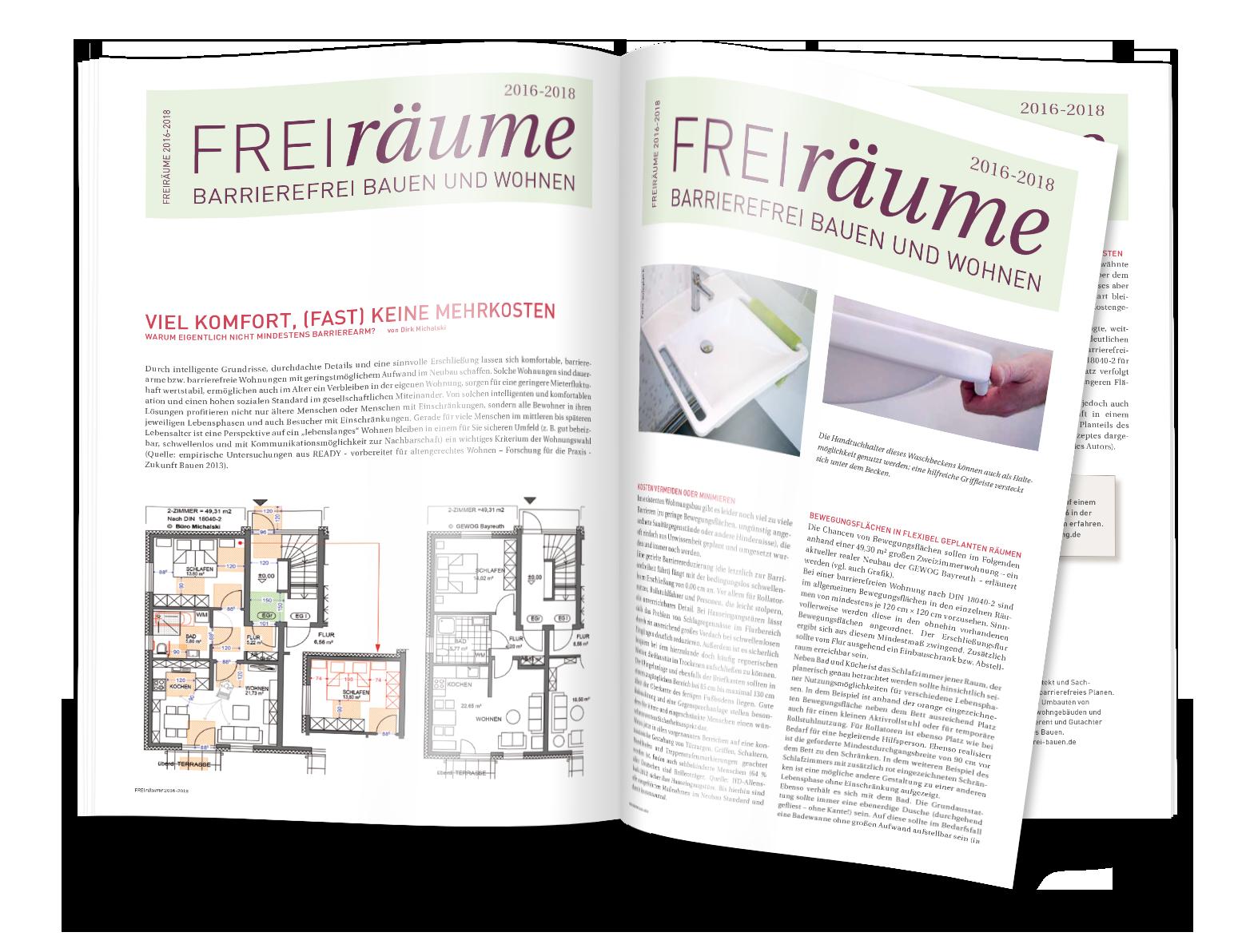 Freiräume Magazine