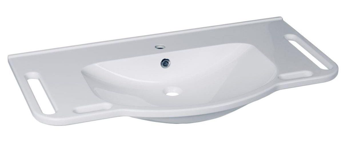 Article number WBM-1002-1 without overflow / with tap hole